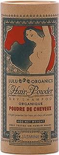 product image for Lulu Organics Jasmine Hair Powder/Dry Shampoo - 4 oz