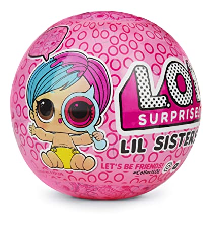 Lol Surprise Lil Sister Series 4 2a Collectable