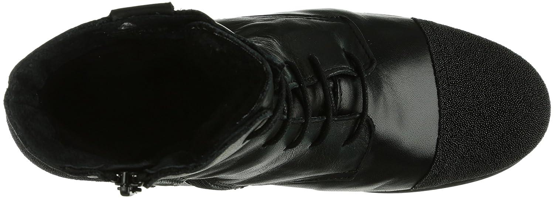 Nobrand Looloo Damen Halbschaft Stiefel 03) Schwarz (schwarz Glitter 03) Stiefel 8ed022