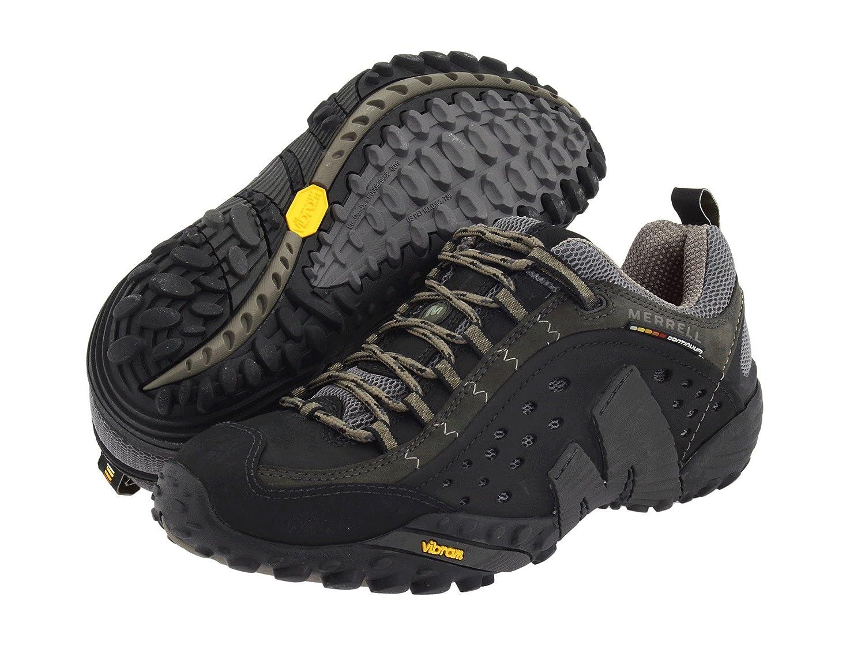 【アウトレット☆送料無料】 [メレル] Leather メンズランニングシューズスニーカー靴 Intercept [並行輸入品] B07HW1TYG8 Black B07HW1TYG8 Smooth Black Leather 28.5 cm 28.5 cm Smooth Black Leather, 株式会社サトウ:4fae9f27 --- a0267596.xsph.ru