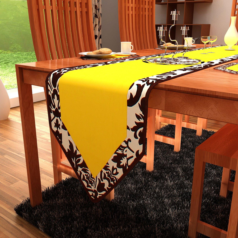 ホームハートDuck綿テーブルランナー 13