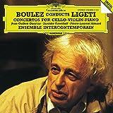 Concertos for Cello - Violin - Piano