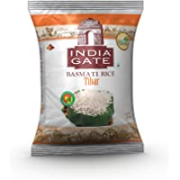 India Gate Basmati Rice Tibar, 1 Kg