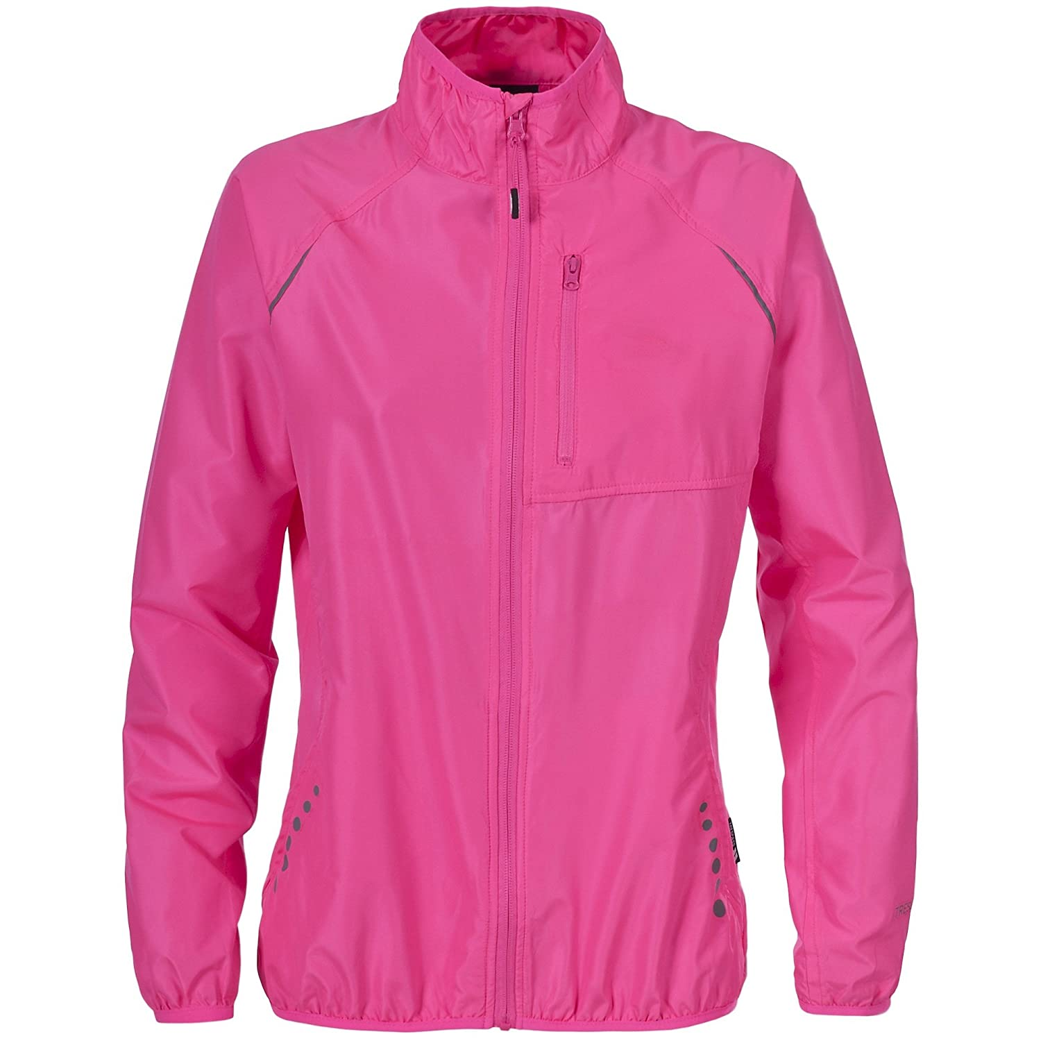 Trespass Womens/Ladies Shielded Hi Vis Active Jacket