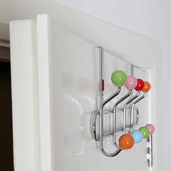 Amazon.com: Premier Housewares – Perchero para puerta ...
