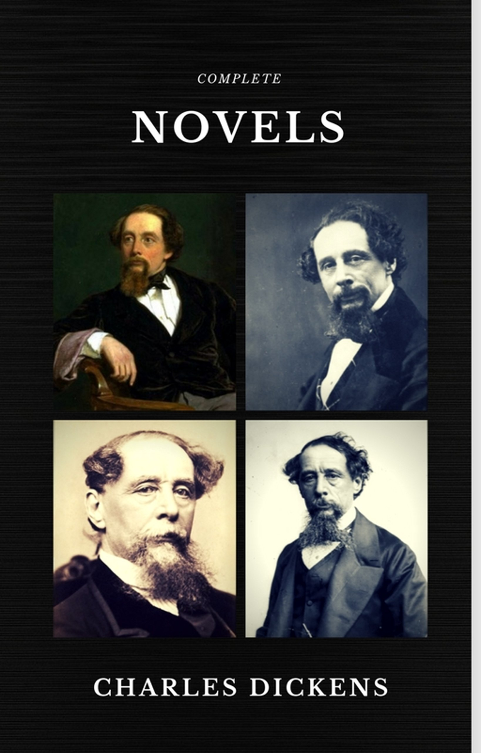 Charles Dickens: The Complete Novels (Quattro Classics) (The Greatest Writers of All Time) (English Edition)