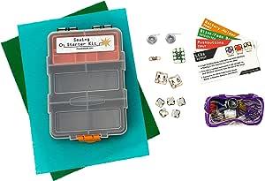 Brown Dog Gadgets - Crazy Circuits - Sewing Starter Kit