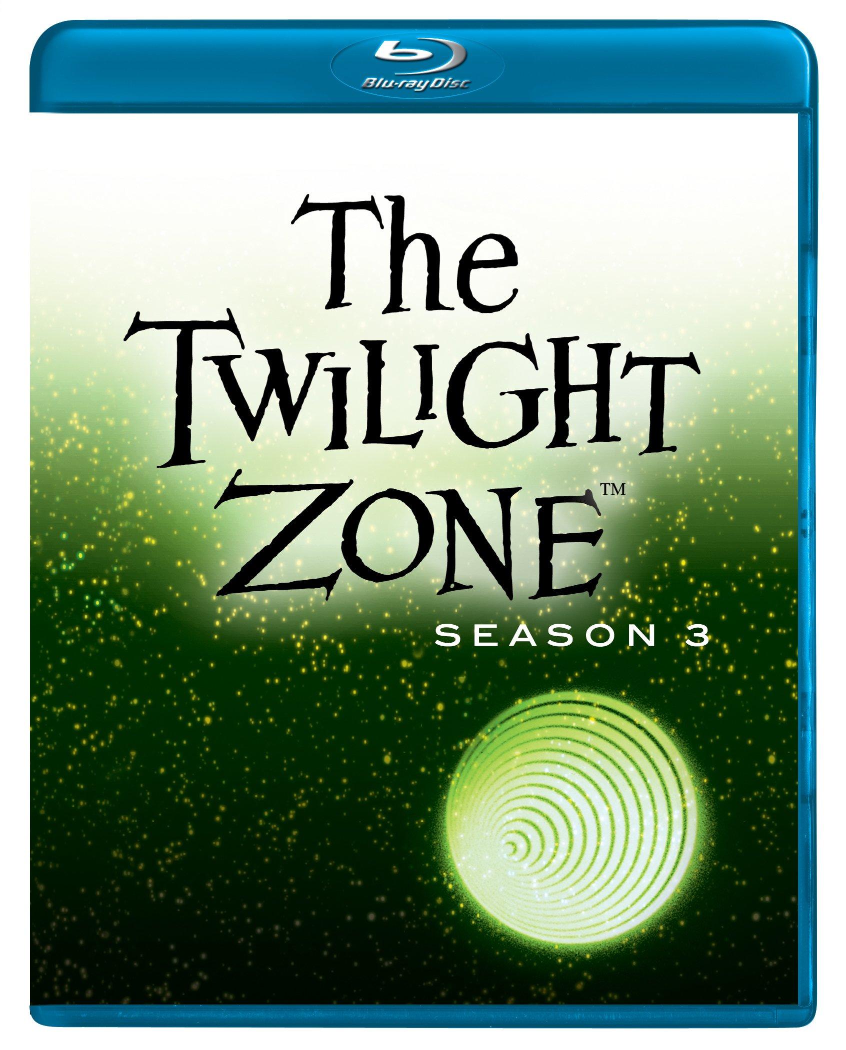 The Twilight Zone: Season 3 [Blu-ray] by Image Entertainment