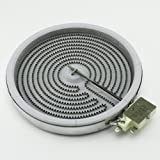 """Smooth Top Burner, 8"""", for General Electric, Whirlpool, Sears, WB30T10132, W10242957"""