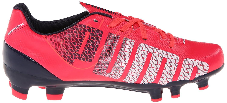 Little Kid//Big Kid PUMA Evospeed 5.3 Firm-Ground JR Soccer Shoe