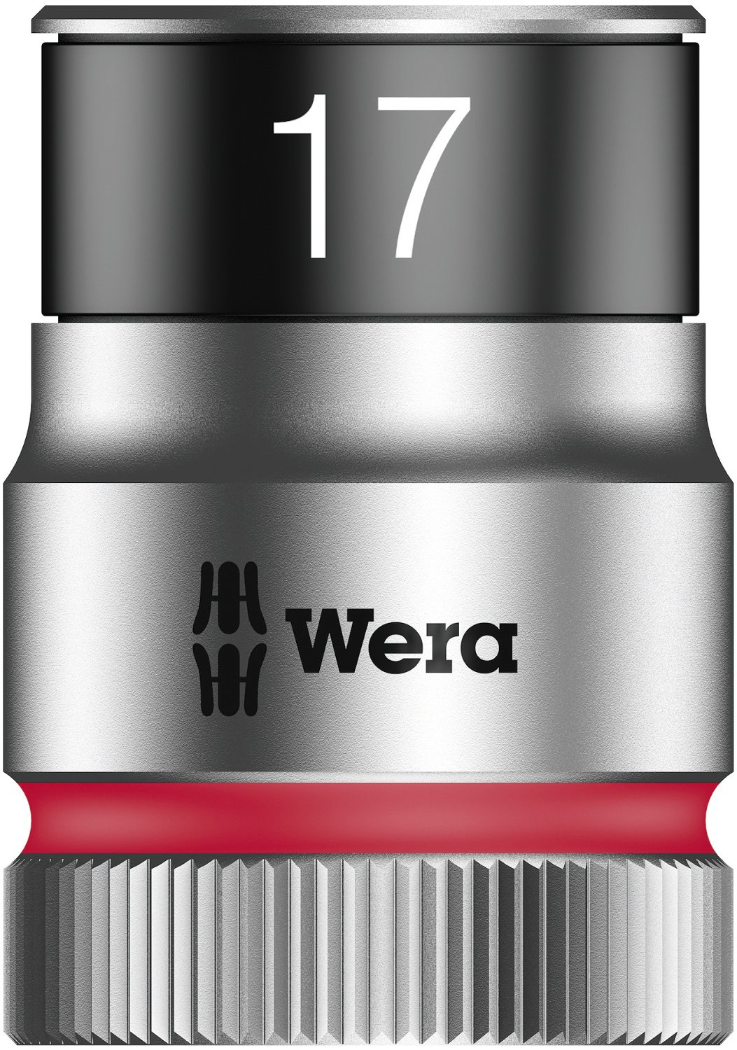 Wera 05003737001 8790 Hmc Hf 17mm Zyklop Socket with Hexagon Drive by Wera (Image #1)