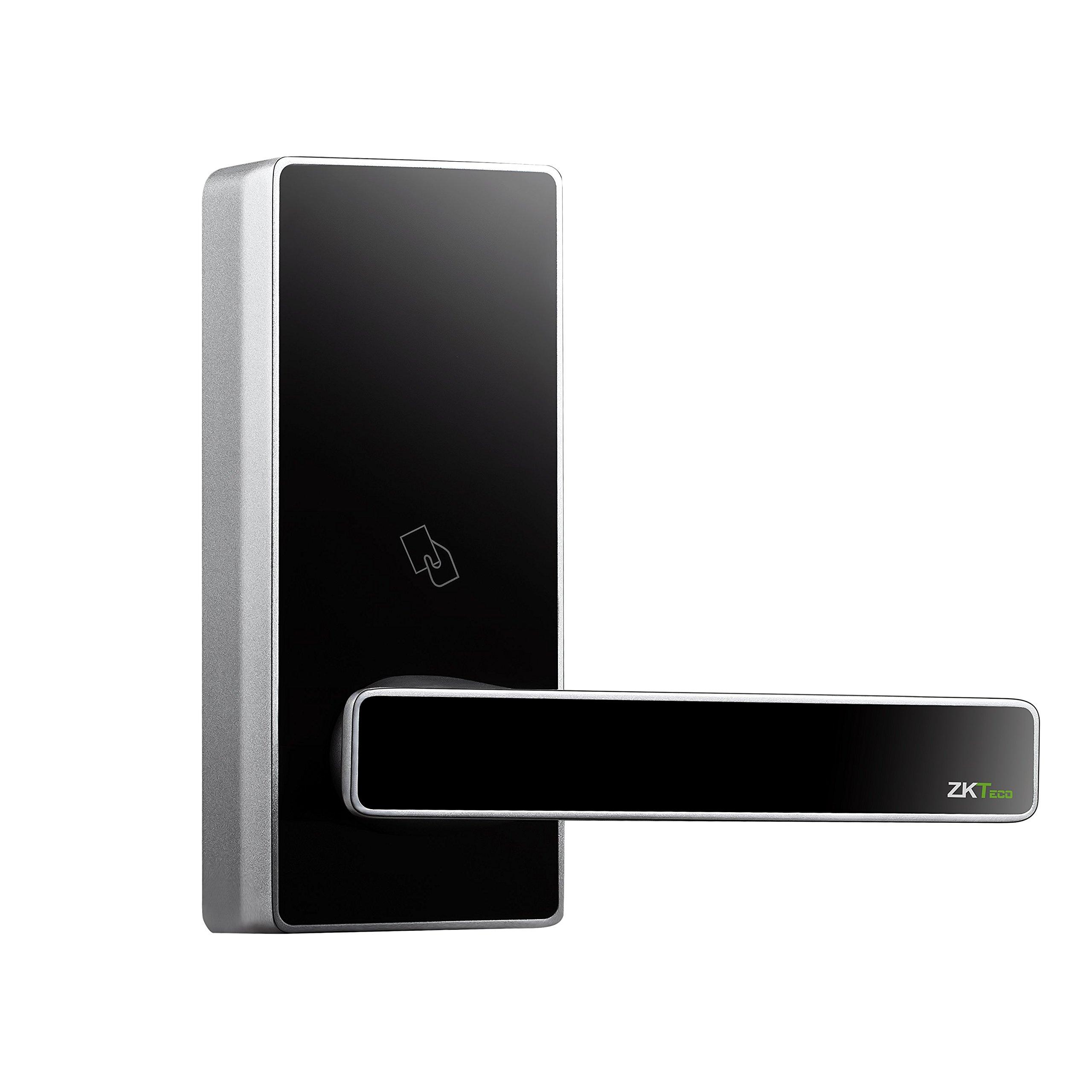 Bluetooth Locks Biometric Door Lock Keyless Smart Home Entry 5 pcs RFID Cards (Zinc Alloy).