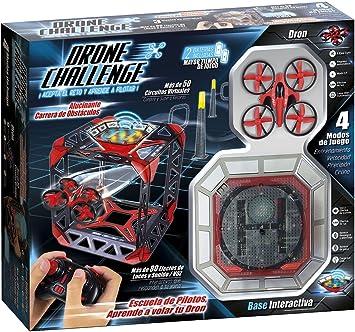Opinión sobre Drone Challenge, Set Drone (Fábrica de Juguetes 89141)