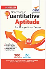 Shortcuts in Quantitative Aptitude for Competitive Exams Paperback