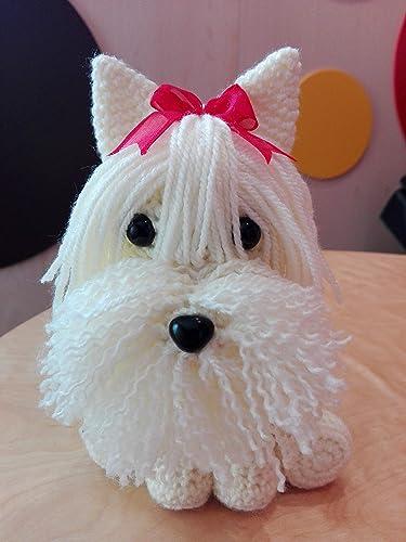 Amigurumi Yorkshire Terrier 'YORKIE'- Free Crochet Pattern ... | 500x375