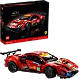 "42125 Kit de Construção LEGO® Technic Ferrari 488 GTE ""AF Corse #51"" (1677 peças)"