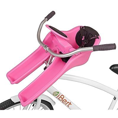 iBert Child Bicycle Safe-T-Seat, Pink : Bike Child Seats : Sports & Outdoors