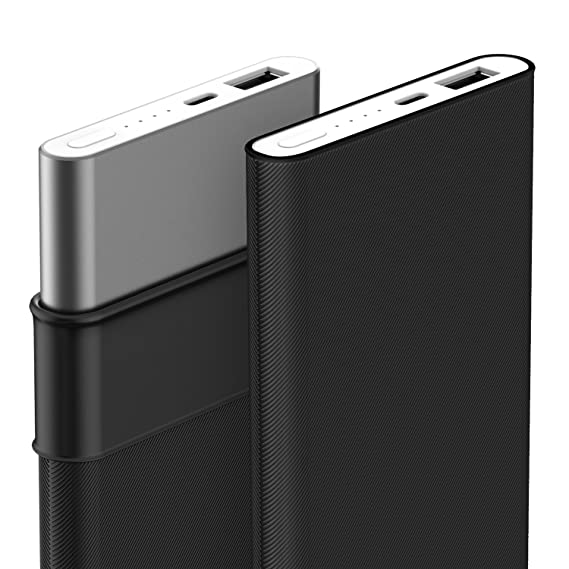 best website 51cb3 52656 Mi Power Bank Pro 10000mAh Silicone Case, MASCARRY Soft Protective Cover  Sleeve for Mi Power Bank Pro 10000mAh Portable Charger- Black/White/Pink ...