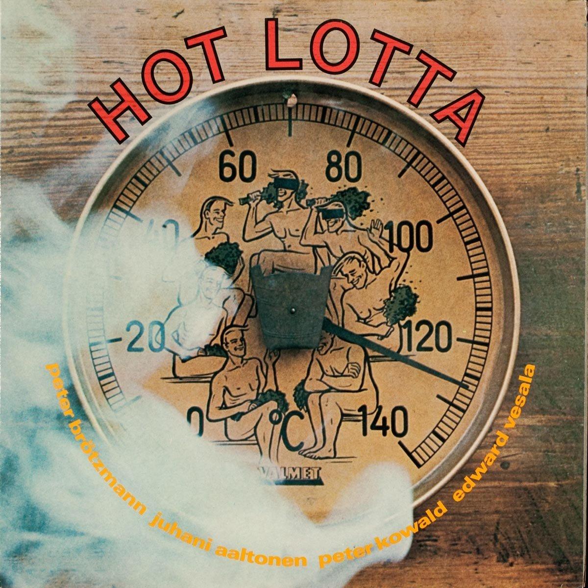 Vinilo : Brotzmann, Peter / Aaltonen / Kowald / Vesala - Hot Lotta (United Kingdom - Import, 2PC)