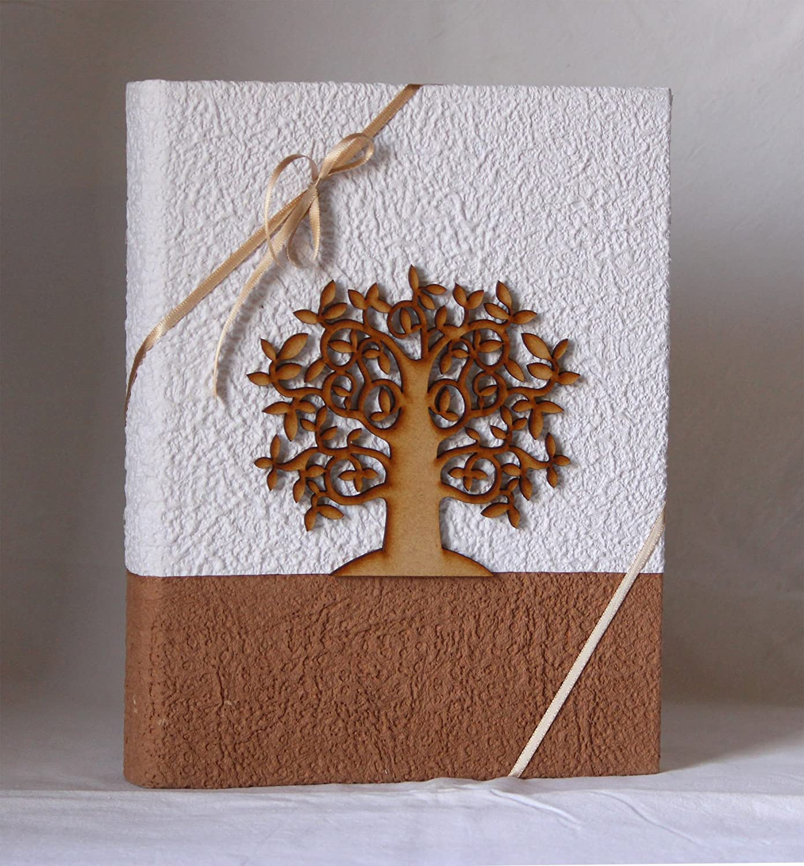 Fotoalbum 23 x 30 Baum des Lebens Tree Of Life 60 Seiten Holz Foto ...
