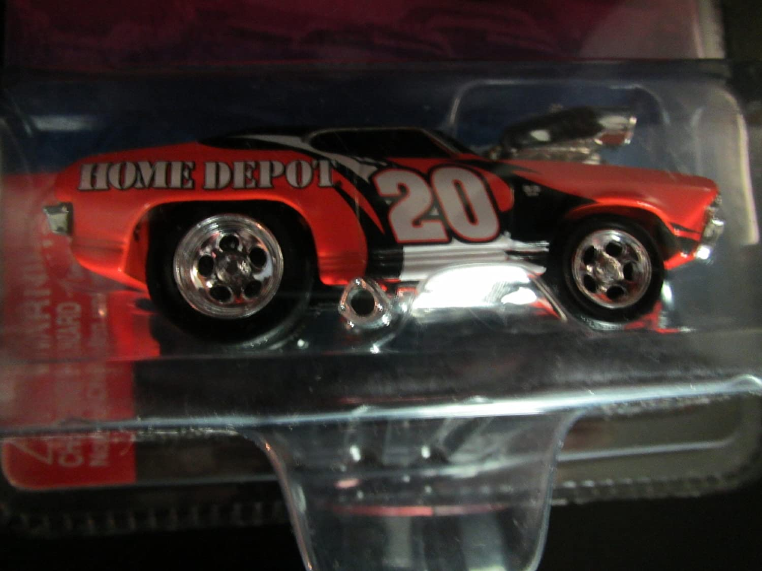 Tony Stewart #20 Chevy Nova Home Depot Muscle Machines Edition 1/64 Scale Action Racing Collectibles