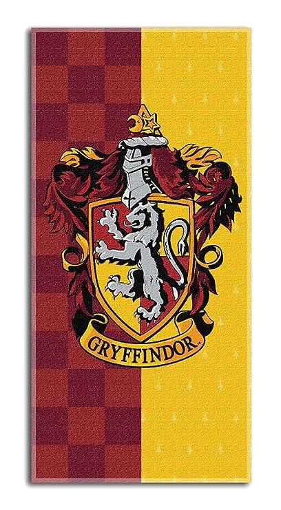 Harry Potter casa Crests toalla de playa – elegir entre todas las 4 Casas