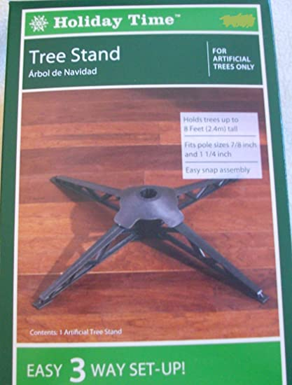 Holiday Time Artificial Tree Replacement Stand - Amazon.com: Holiday Time Artificial Tree Replacement Stand: Home
