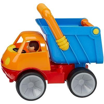 Gowi 560-48 - Véhicule Pour Bac À Sable - Camion À Benne - Sans Remorque