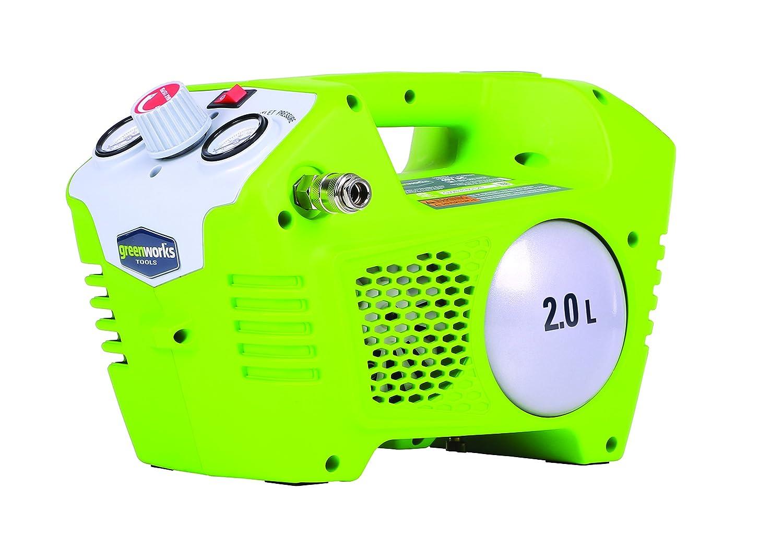 Greenworks Compresor 40 V: Amazon.es: Bricolaje y herramientas