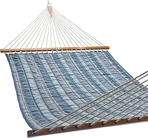 Original Pawleys Island QBE05 Large Quilted Sunbrella Fabric Hammock