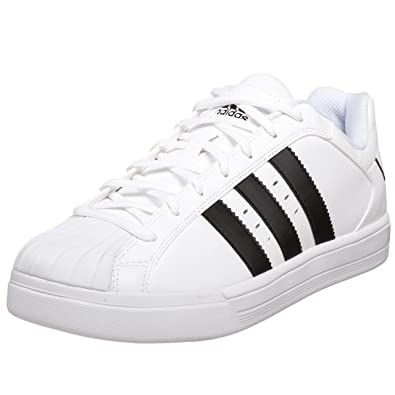 adidas Men's Superstar BB Sneaker,Running White/Black/Running White,14 D