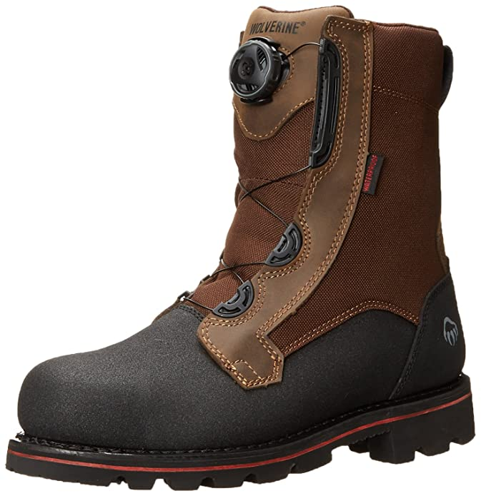 57329998836 Wolverine Men's W10308 Drillbit Boot