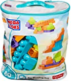 Mega Bloks Big Building Bag (80 Piece) [Amazon Exclusive]