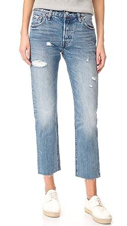 c70014b42b47 Levi s Women s 501 Original Selvedge Jeans