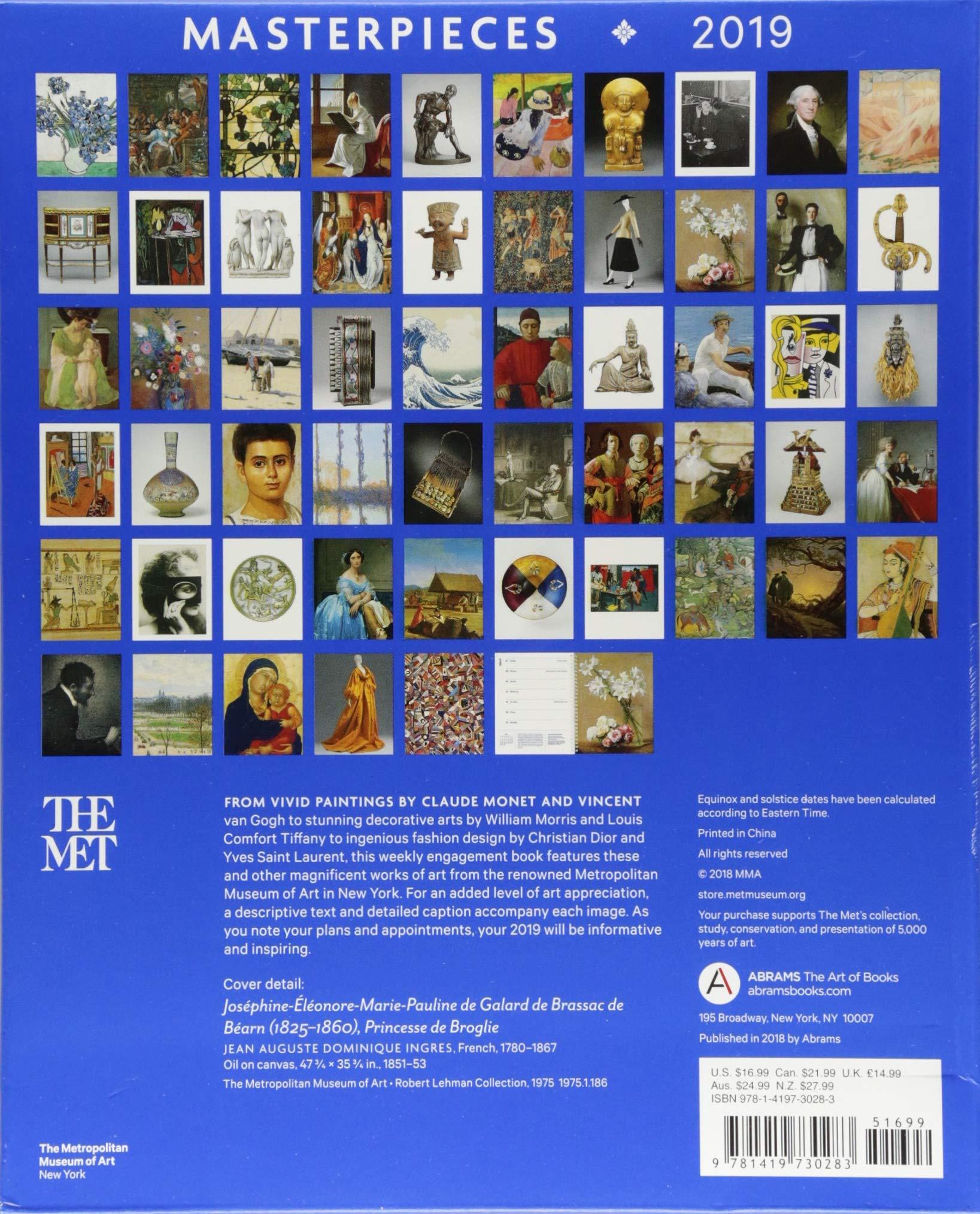 2010 pablo picasso deluxe engagement calendar