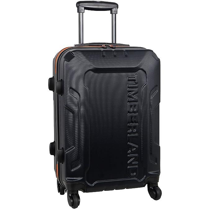 a4edc4b9a Amazon.com | Timberland 3 Piece Hardside Spinner Luggage Set, Blue | Luggage  Sets