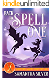 Back to Spell One: (A Paranormal Cozy Mystery) (Western Woods Mystery Book 1)