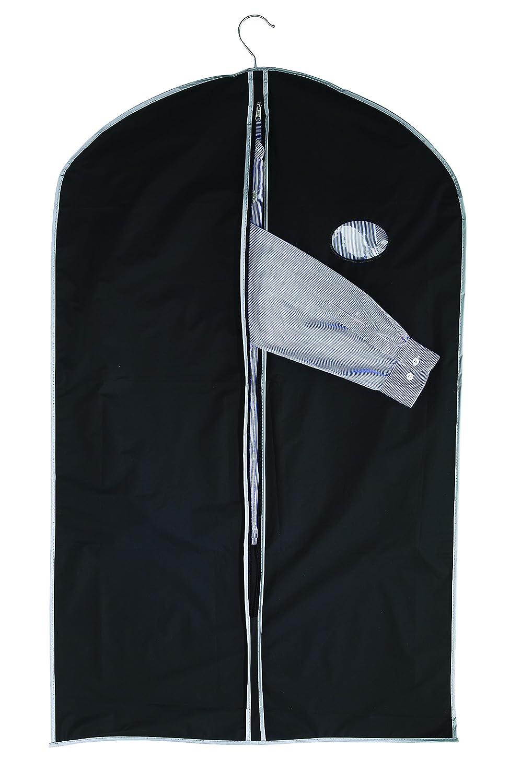 NoTrash2003 Kleiderhülle Kleiderschutzhülle Kleidersack schwarz 100 x 60 60 60 cm in Sparsets von 1 bis 100 Stück (50 Stück) B01EJGQD7O Kleiderscke 1d50e9