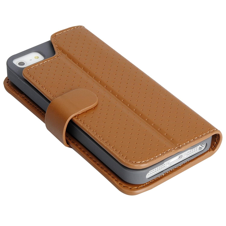 Capdase Sider Polka Folder Casing For Iphone 4 Orange Spec Dan Nokia Xl Oranye Case Fcih5 Sp8j 5 Amazonin