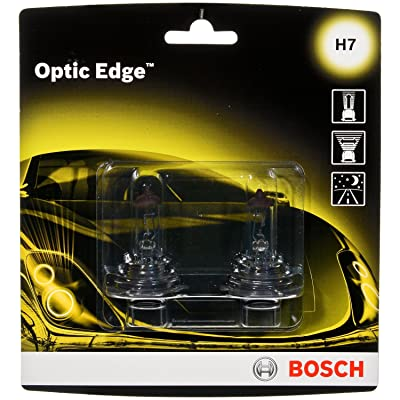 Bosch H7 Optic Edge Upgrade Halogen Capsule, Pack of 2: Automotive
