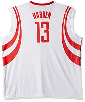 buy online a4ac9 89a49 NBA Houston Rockets James Harden #13 Men's Replica Jersey ...