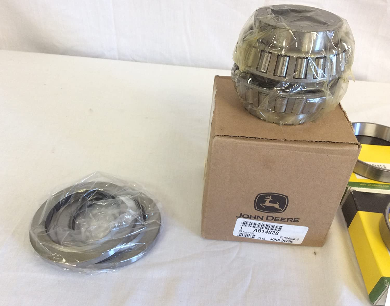 BEARING JD9217 PL BALL; SPH.