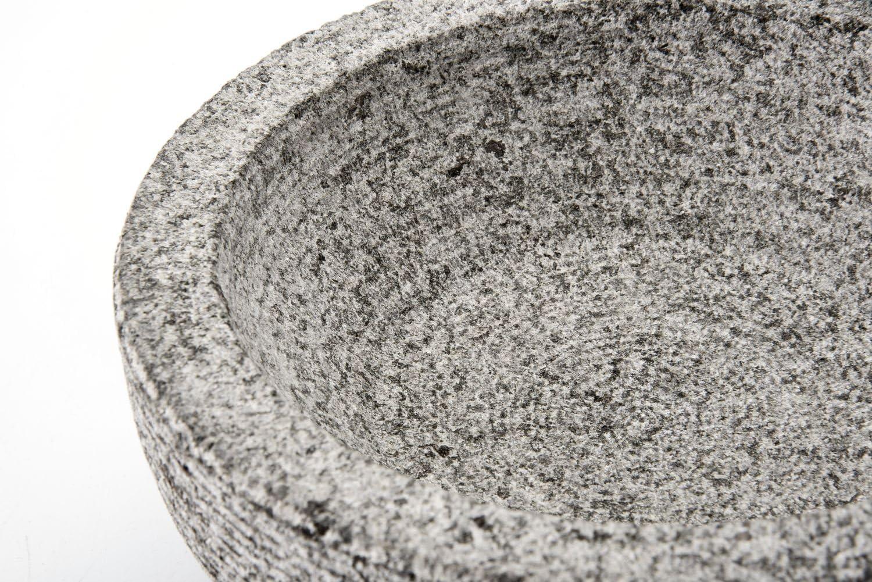 Aramco AI17421 8 Stone Grinder//Molcajete Large