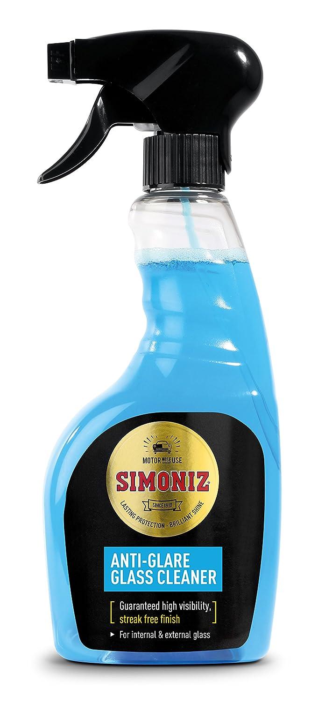 Simoniz Anti-Glare Glass Cleaner 500ml SAPP0080A