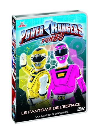 Power rangers turbo, vol. 5 [Francia] [DVD]: Amazon.es: Jason David Frank, Johnny Yong Bosch, Alex Dodd: Cine y Series TV