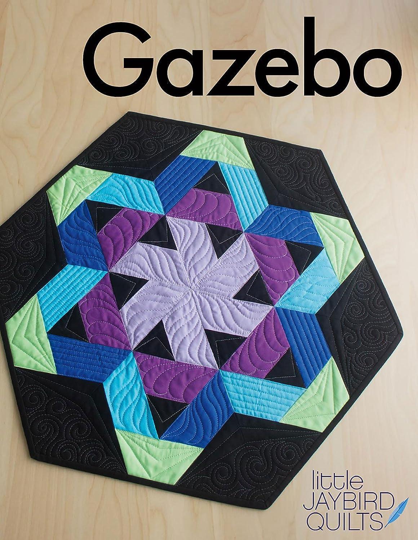 Jaybird JBQ161 Gazebo Table Topper Jaybird Quilts