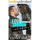 Love, Tussles, and Takedowns: Hudson & Lia (Cactus Creek Book 3)