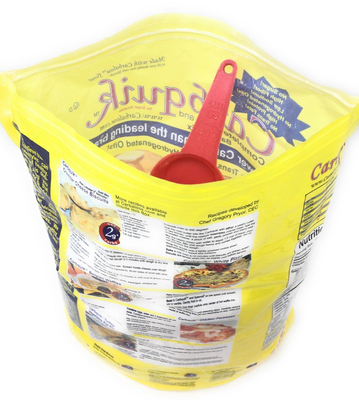 Carbquik Baking Mix 5 Pounds Convenient Resealable Pouch Keto Diet Friendly by Carbquik (Image #3)