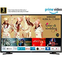 Samsung 100 cm (40 Inches) Smart 7-in-1 Full HD Smart LED TV UA40N5200ARXXL (Black) (2019 Model)