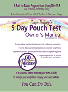 Back on track after weight loss surgery its not too late lose the the 5 day pouch test owners manual fandeluxe Gallery